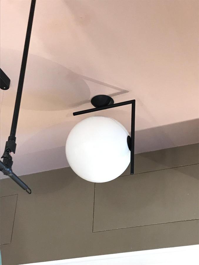 IC Lights Ceiling Wall 2 (nero), Flos - Deesup