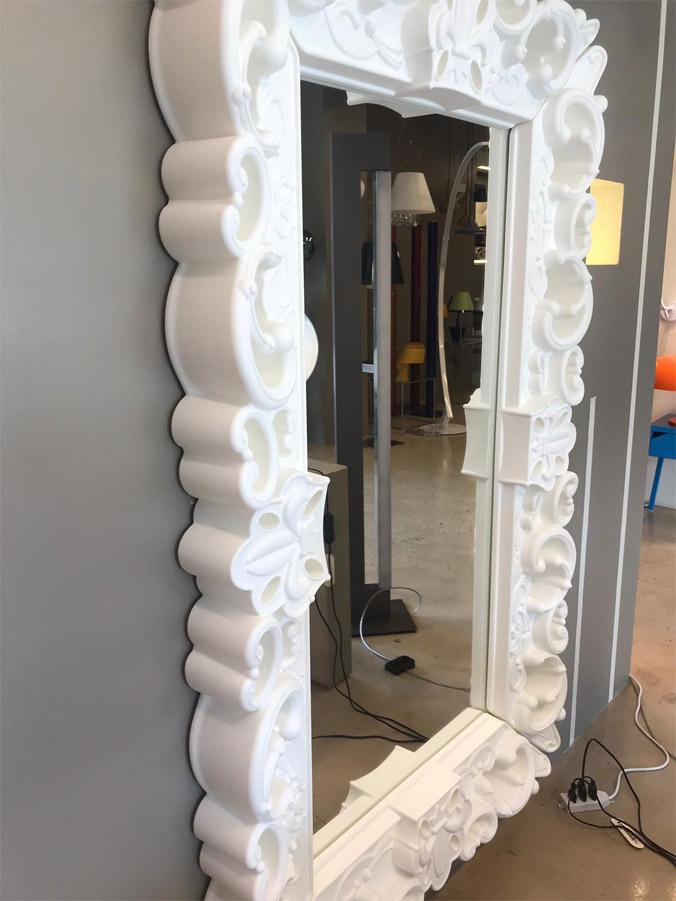 Mirror of Love (bianco), Slide - Deesup