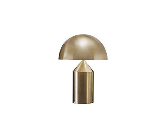 Atollo 238 (oro), Oluce
