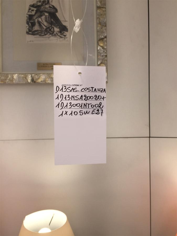 Costanza Sospensione, Luceplan - Deesup