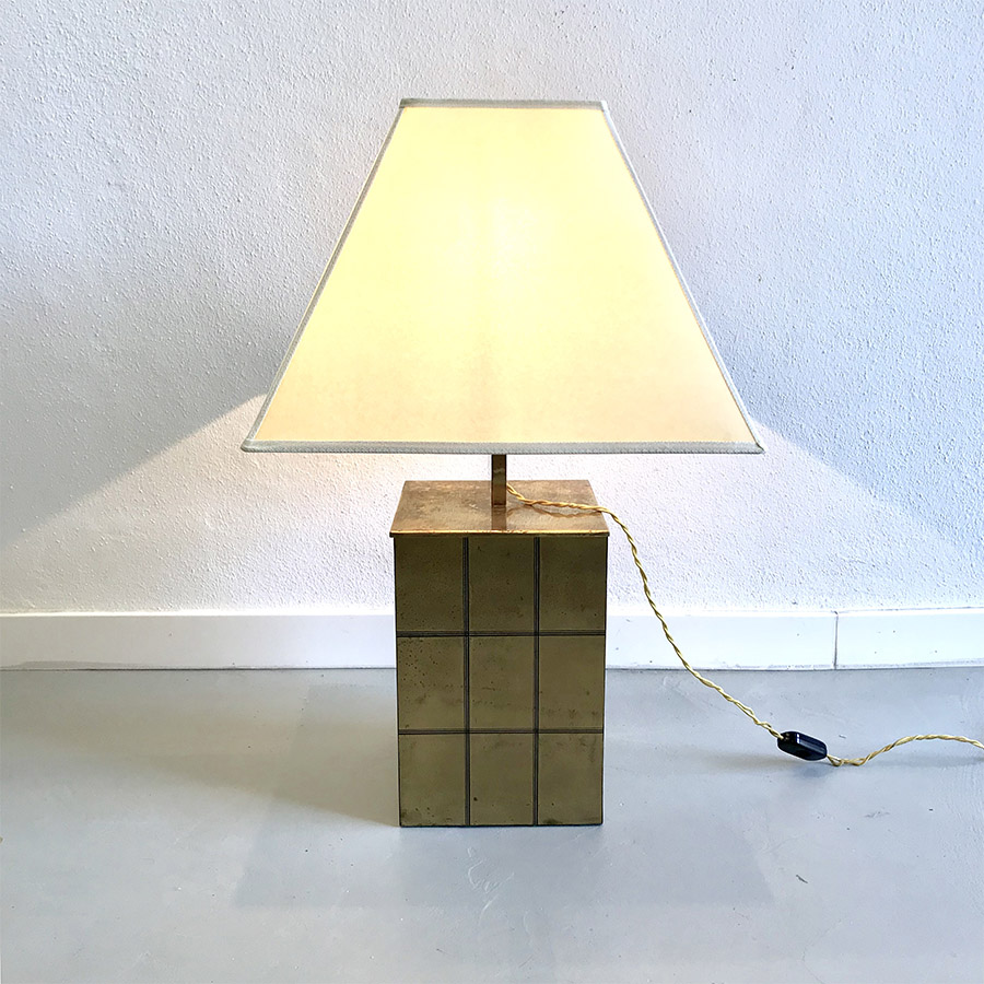 Lampada da tavolo, Romeo Rega - Deesup
