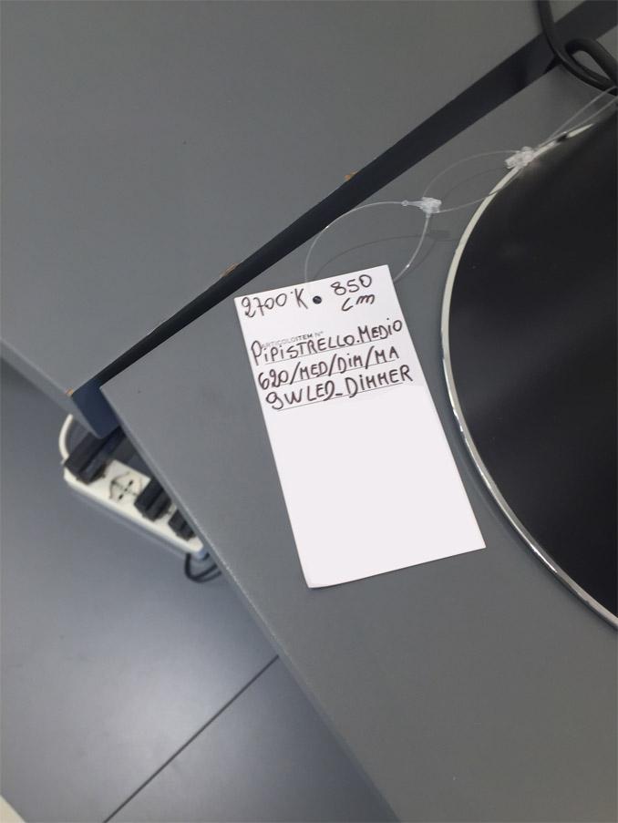 Pipistrello Medio, Martinelli Luce - Deesup