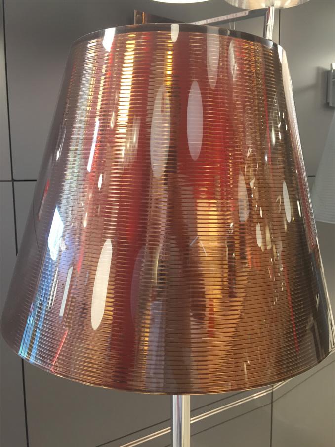 Ktribe F2 (bronzo), Flos - Deesup