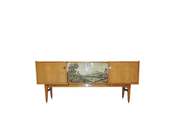 Sideboard disegno centrale anni '50