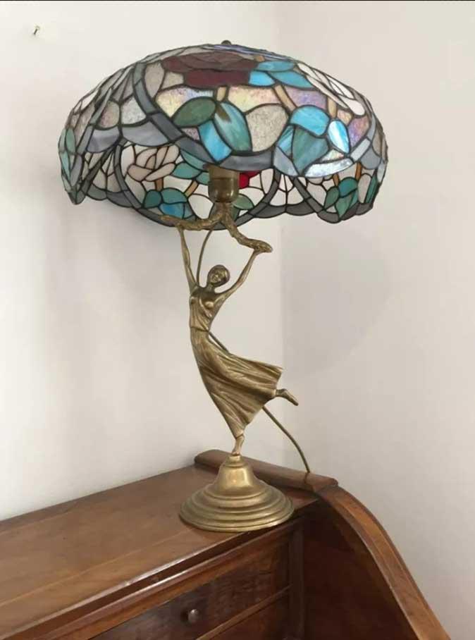Lampada Tiffany, Perenz - Deesup