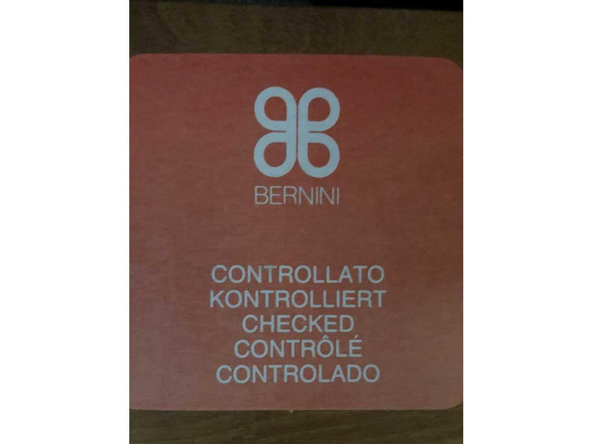 1934, Bernini - Deesup