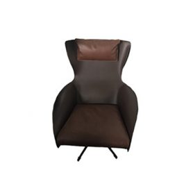 423 Cab Lounge con pouf, Cassina - Deesup