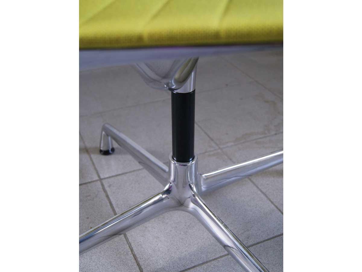 Aluminium EA101 (giallo-verde), Vitra - Deesup