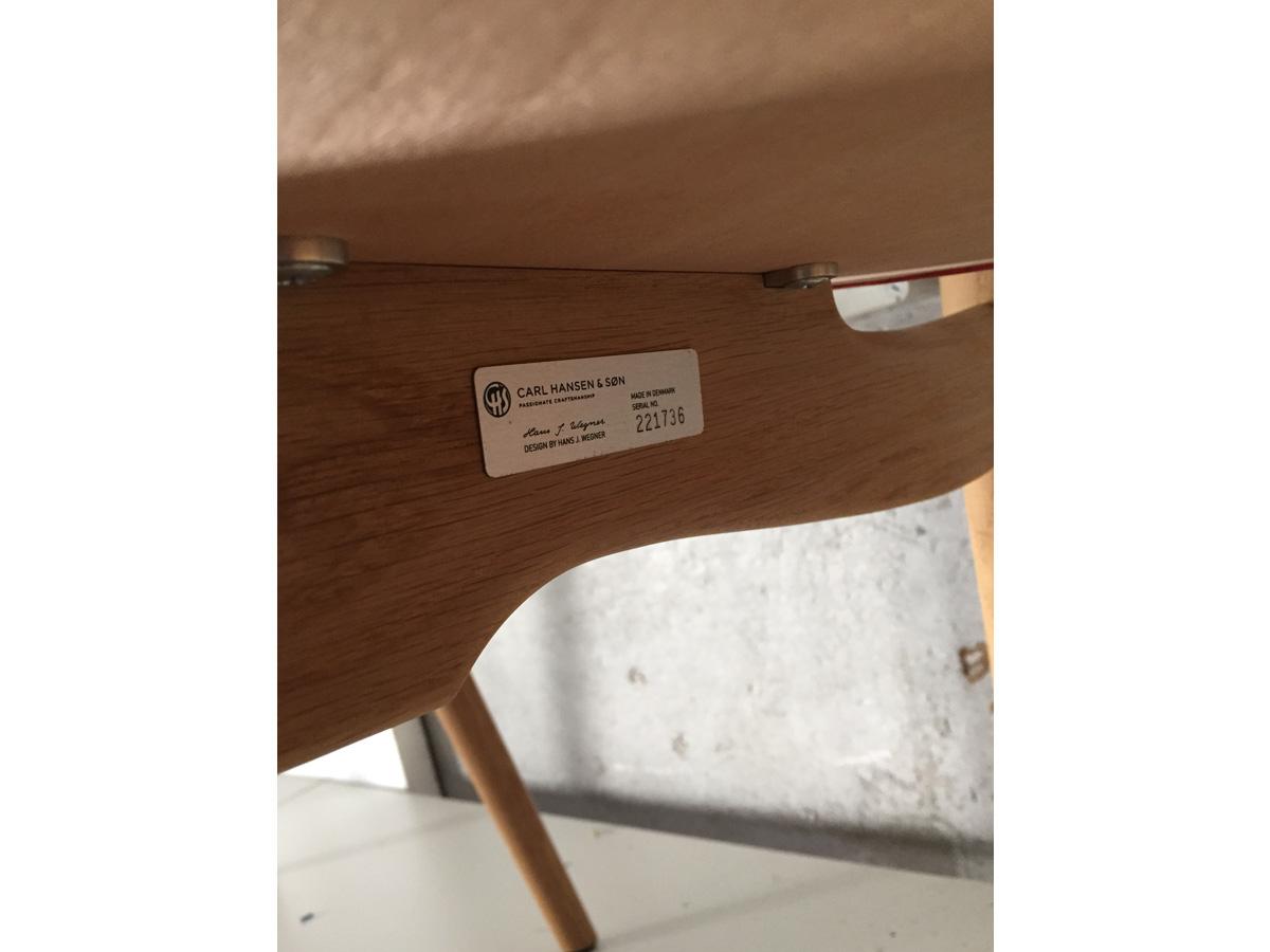 CH33 Chair, Carl Hansen & sons - Deesup