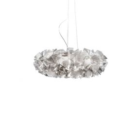 Clizia Large Suspension (FUMÈ), Slamp - Deesup