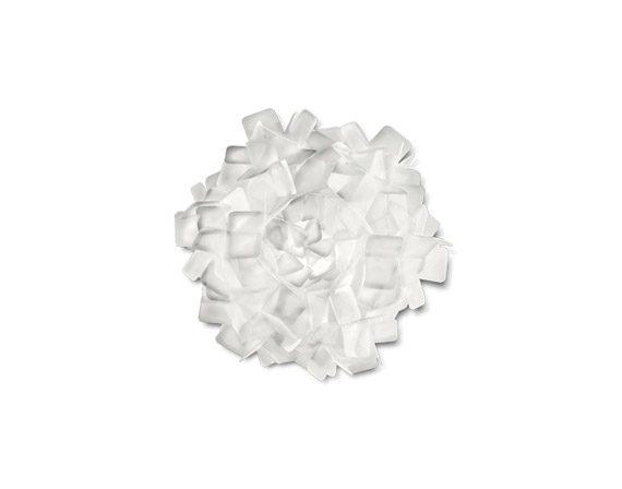 Clizia S Ceiling/Wall (white), Slamp