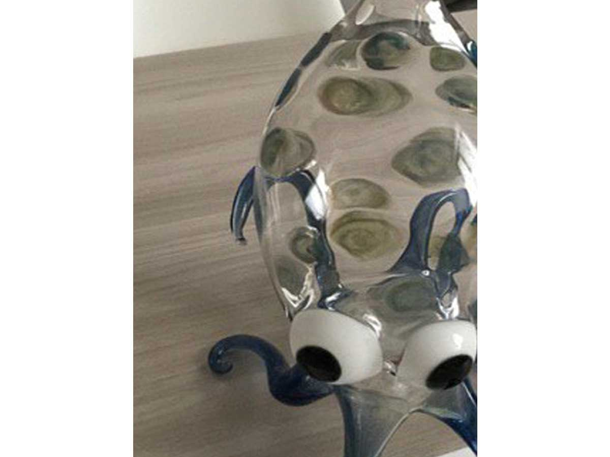 Decanter Octopus, Massimo Lunardon - Deesup
