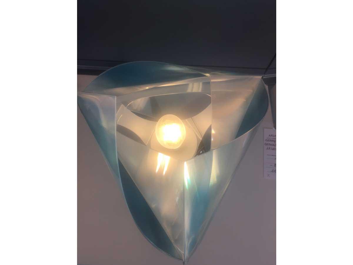 Gemmy Prisma table (emerald), Slamp - Deesup