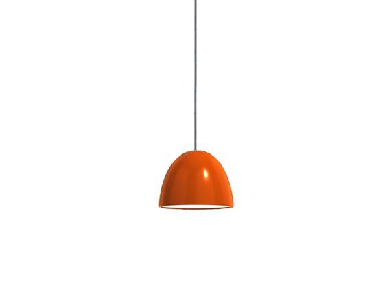 Nur Mini Gloss LED (arancio), Artemide