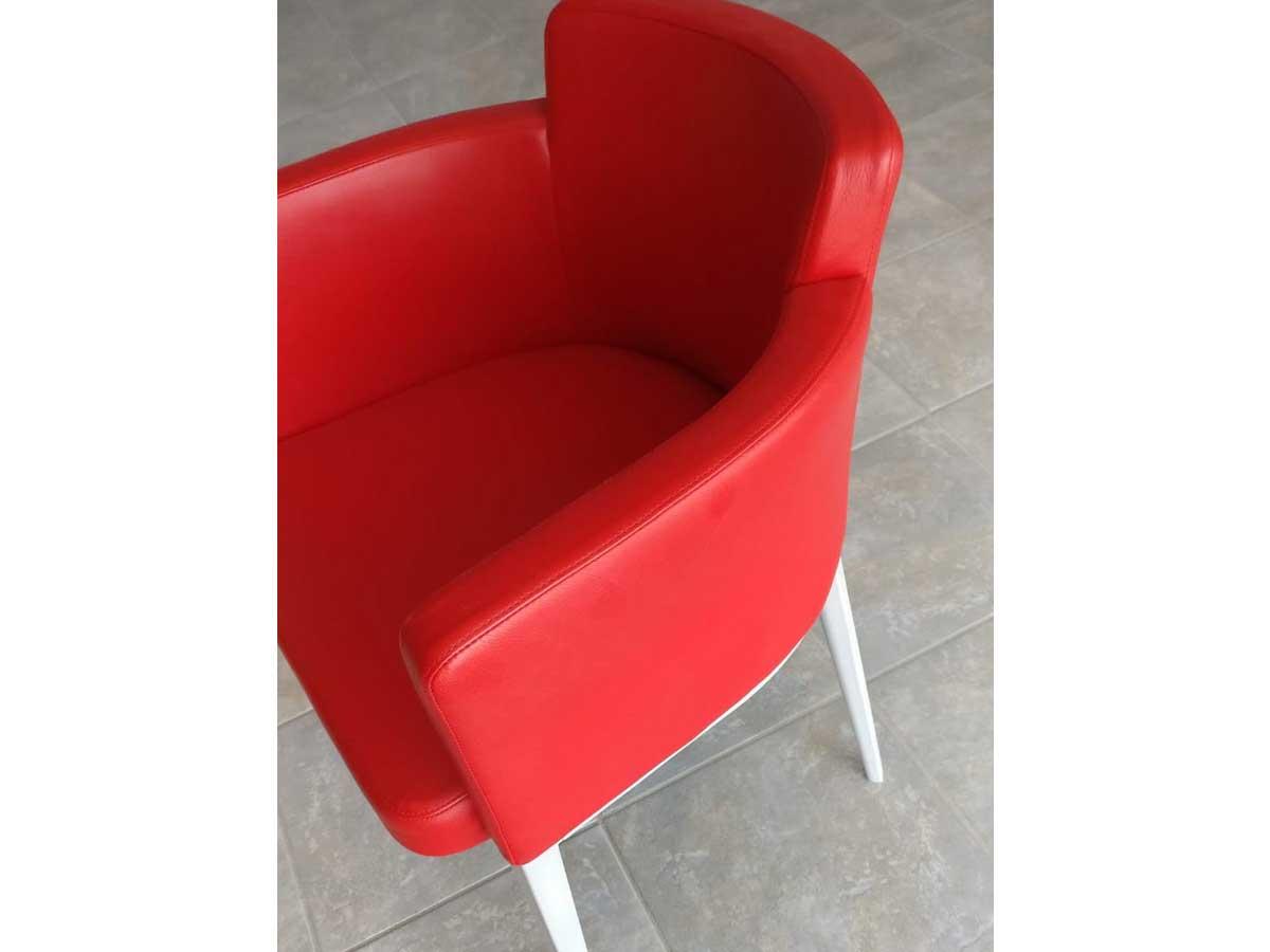 Set 2 Ariane armchairs, Cassina - Deesup