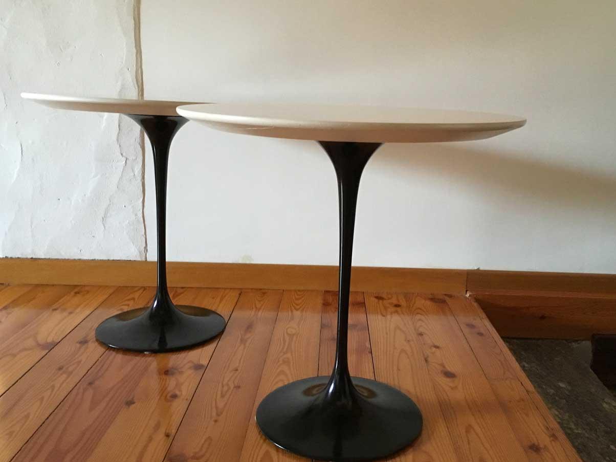 Tavolino Tulip Eero Saarinen, Knoll - Deesup