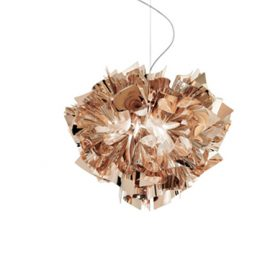 Veli Suspension L (copper), Slamp - Deesup