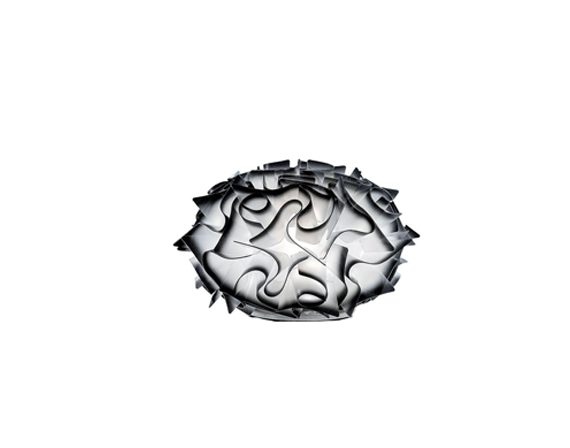 Veli Table (charcoal), Slamp