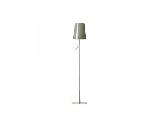 Birdie Terra (on/off, grigio), Foscarini
