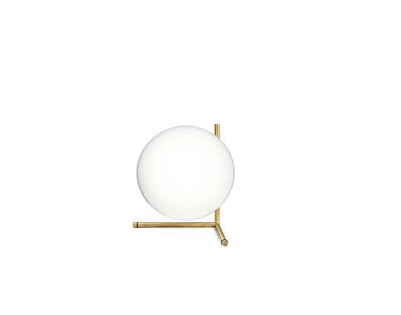 IC Lights Table 2 (ottone), Flos