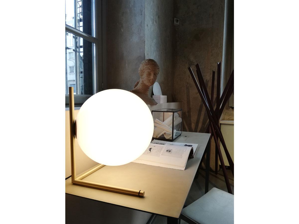 Ic Lights Table 2, Flos ottone Deesup