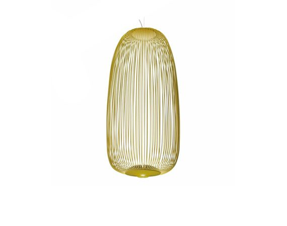 Spokes 1 (dimmer, giallo), Foscarini