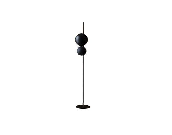 Superluna (black), Oluce