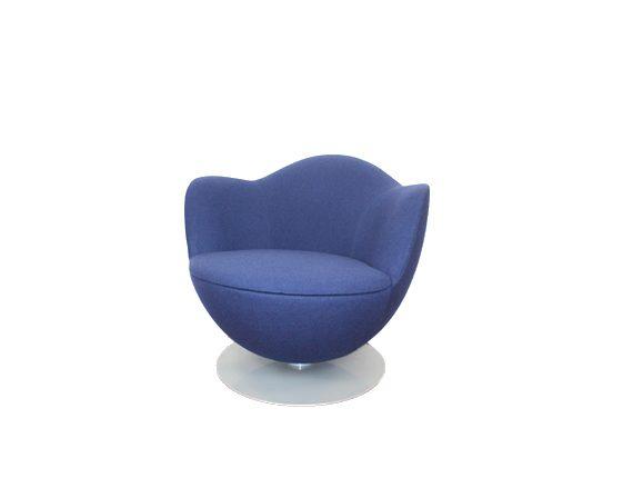 Dalia (tessuto blu), Cappellini