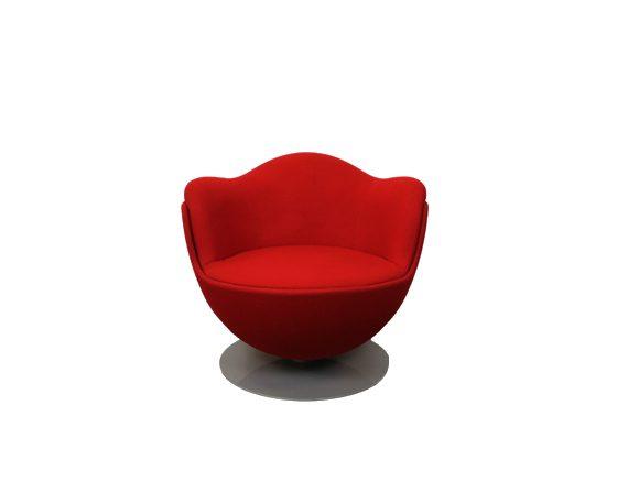 Dalia (red fabric), Cappellini