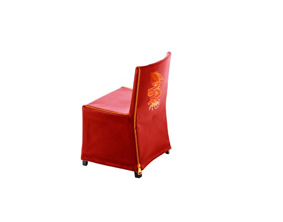 Hard Dress Dragon (rosso), Cappellini