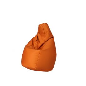 Sacco large armchair (orange VIP), Zanotta  - Deesup