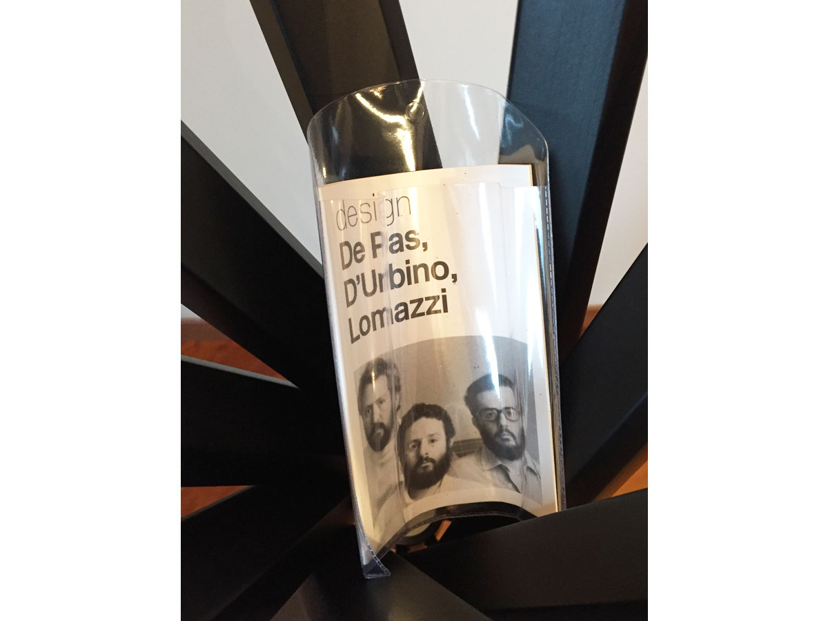 Sciangai, Zanotta (faggio tinto) - Deesup