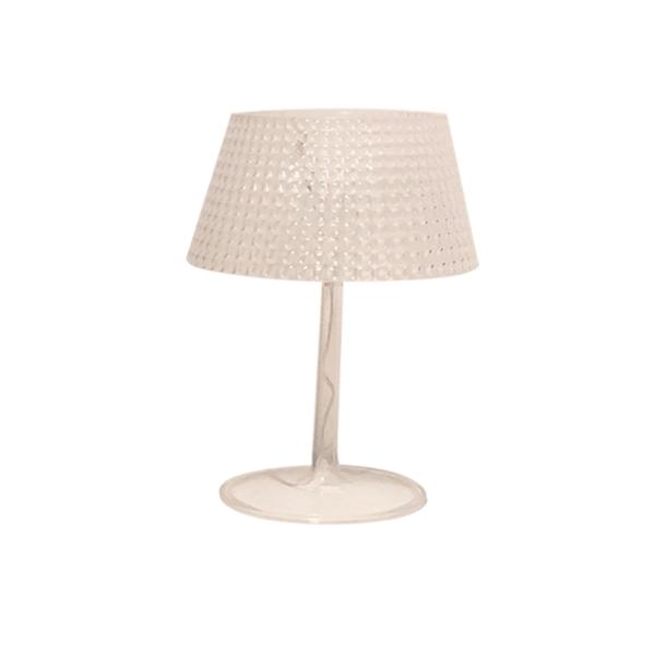 Lampada Da Tavolo Tiffany Grande Trasparente Guzzini Deesup