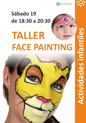 19 sept face painting