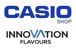 Casio Shop Innovation Flavours