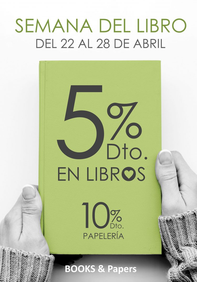 SEMANA DEL LIBRO EN BOOKS & PAPERS