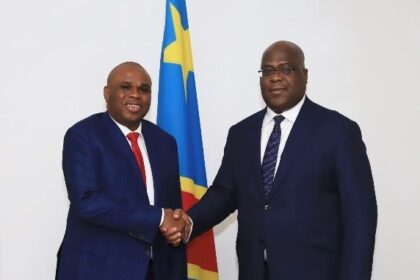 Afreximbank President Visits Democratic Republic of Congo