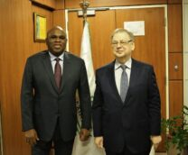 Russian ambassador visits Afreximbank