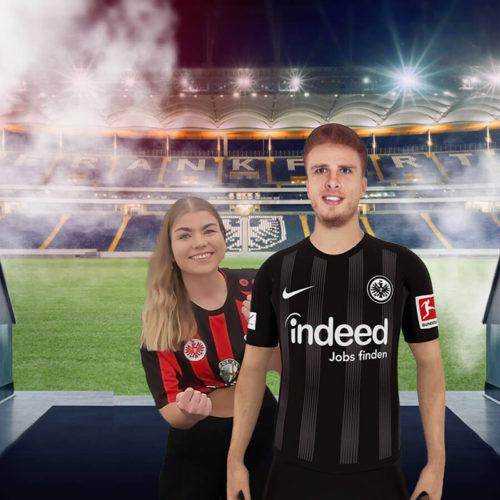 Deutsche Börse x Eintracht Frankfurt Augmented Reality Experience