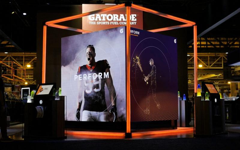 GATORADE Digital Brand Experience 2018