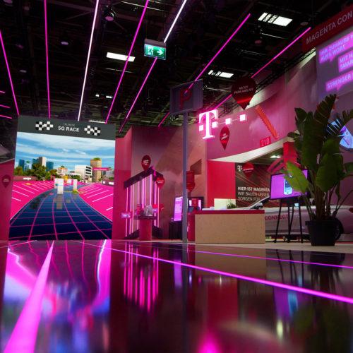 Telekom Interaktive Spiele für die IFA