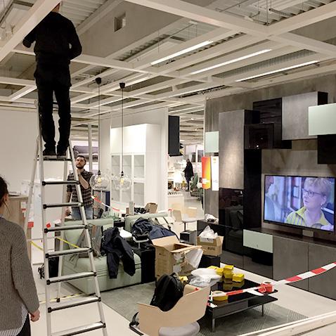 Square Ikea Aufbau