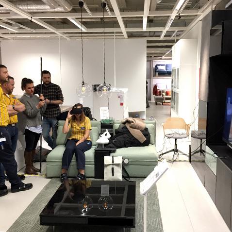 Square Ikea Testing