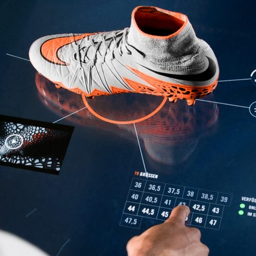 Nike Digital Retail Experience