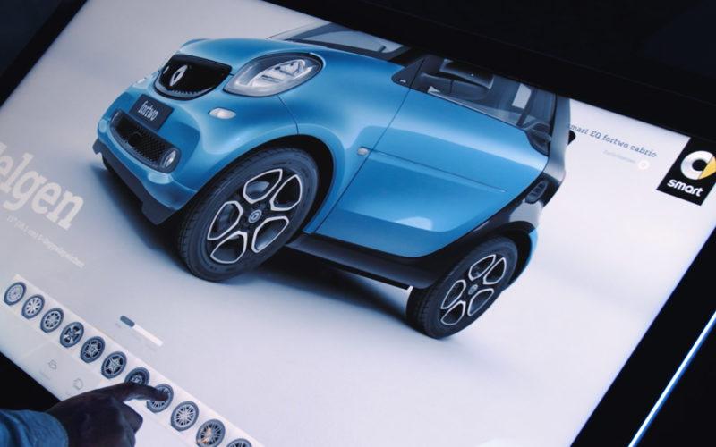 smart Premium Automotive Retail Experience