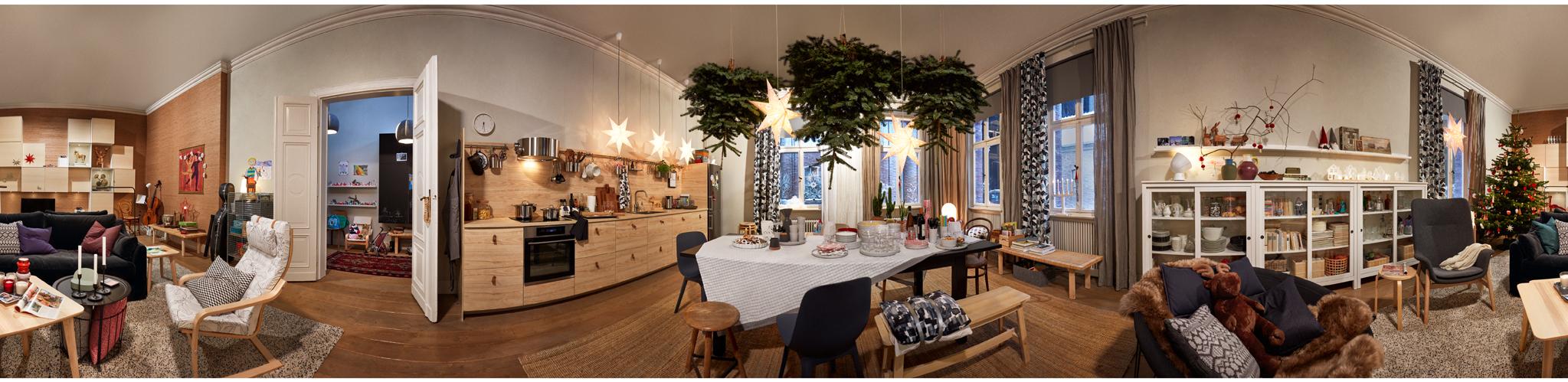 """IKEA """"celebrates"""" Weihnachten und wir feiern mit - Demodern ..."""