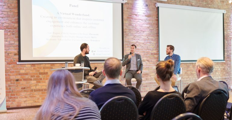 Savant eCommerce congress: Virtual Wonderland Panel