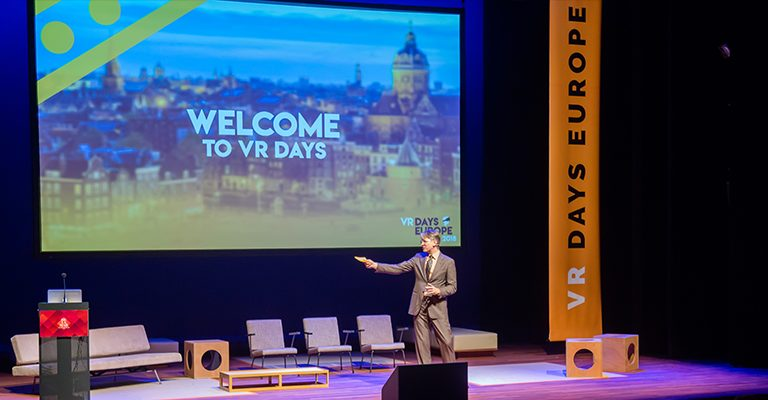 VR Days Europe: The benefits of mixed reality