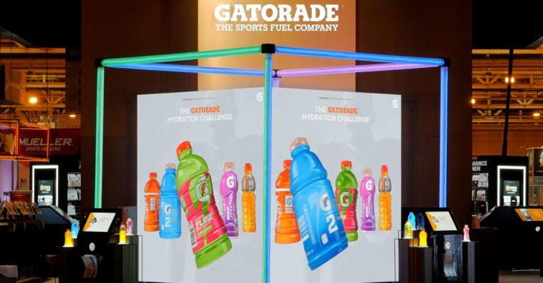 Inside our GATORADE Digital Brand Experience 2018