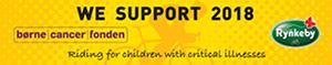 vi støtter Team Rynkeby